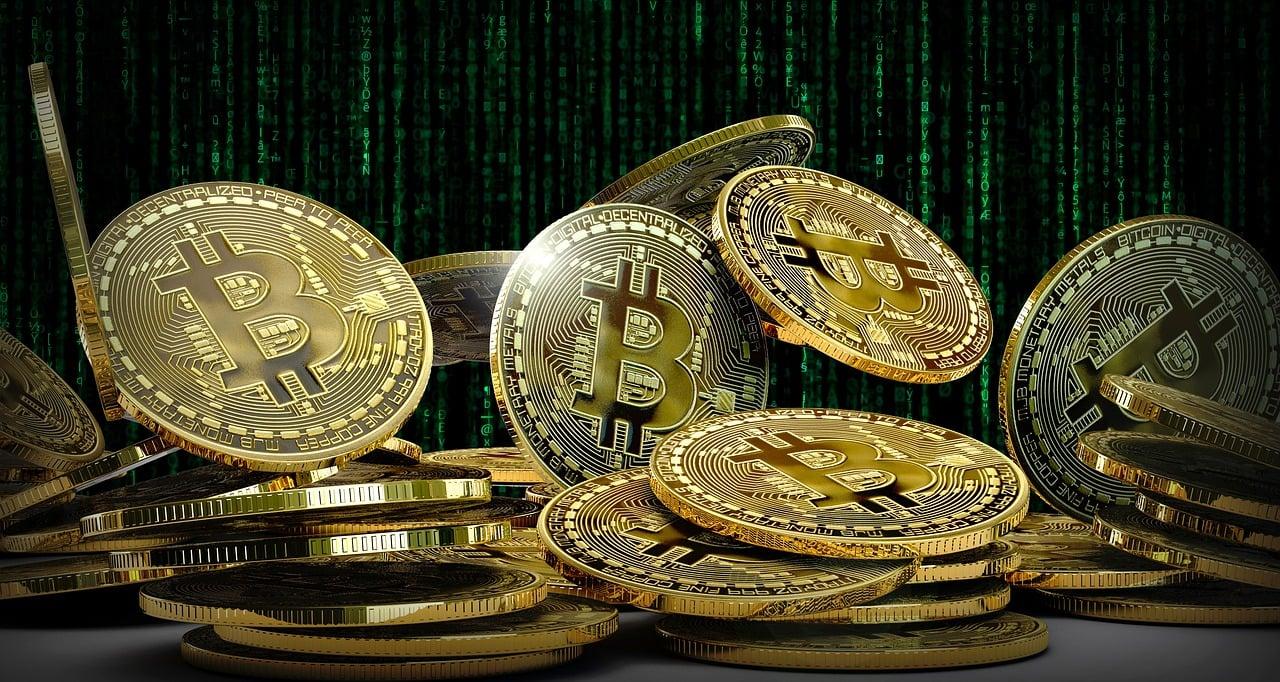 Bitcoin Coins Virtual - Free image on Pixabay