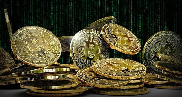 Bitcoin, Monete, Virtuale, Valuta
