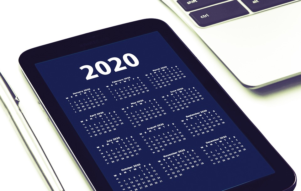 Agenda, Smartphone, Schedule Plan, Year, Date
