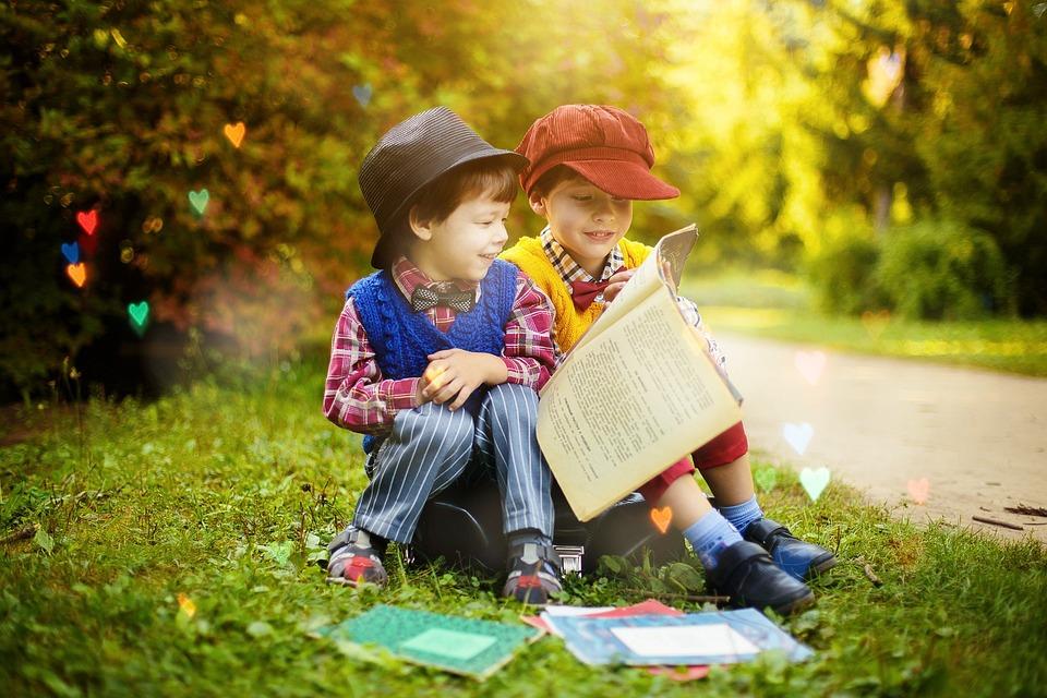 Olvassa El, Gyerekek, Tanulmány, Tanulás, Oktatás