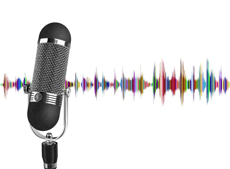 Podcast, Microphone, Wave, Audio, Sound, Recording