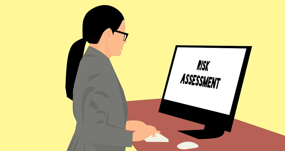 Risk, Assessment, Department, Business, Businesswomen