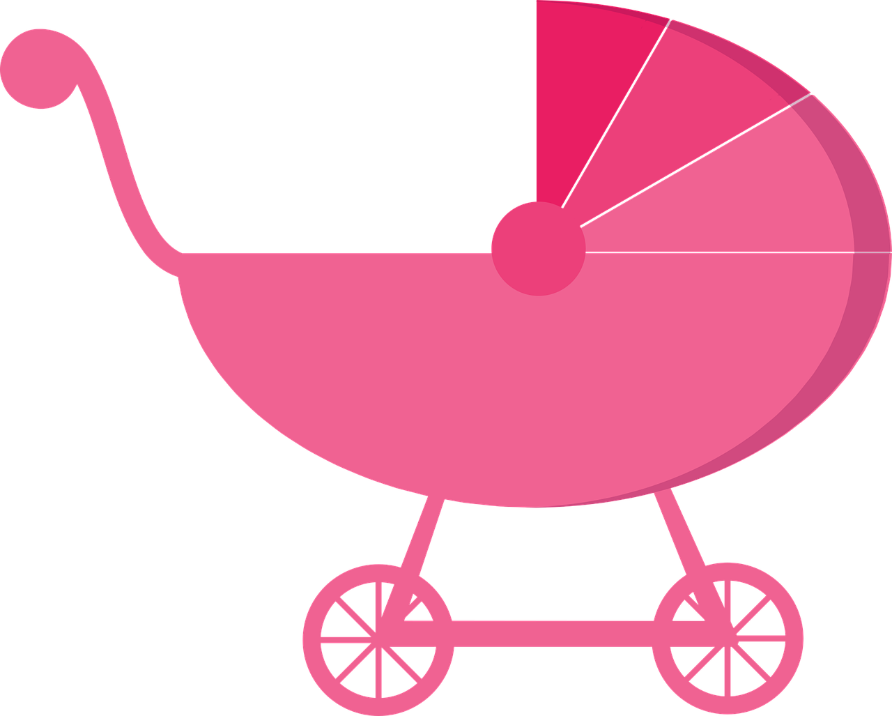 pink baby girl free vector graphic on pixabay https creativecommons org licenses publicdomain