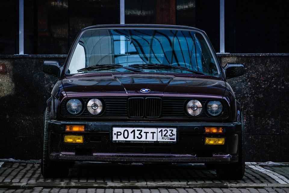 Bmw Altes Auto Alte Kostenloses Foto Auf Pixabay
