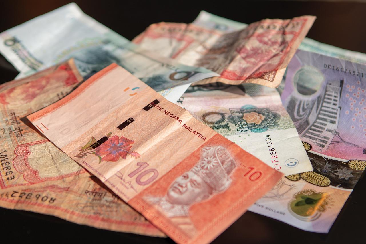 Malaysian Banknotes - Hotcopy