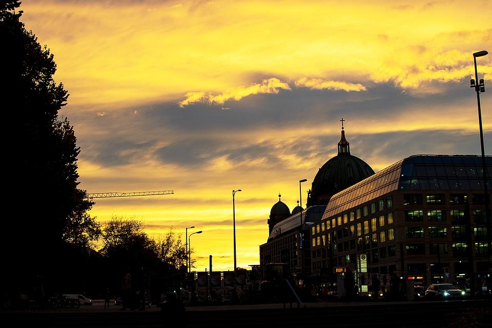 Berlin Sun Sky - Free photo on Pixabay