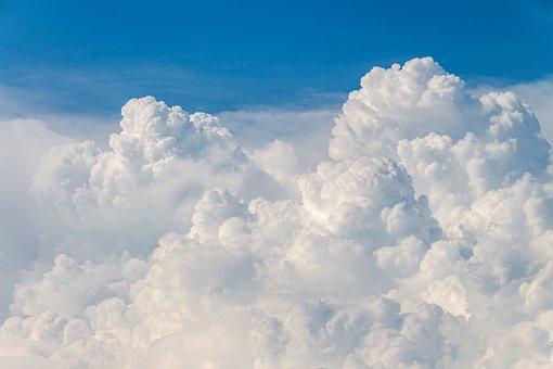 Nuages, Nature, Ciel, Cumulus, Humeur
