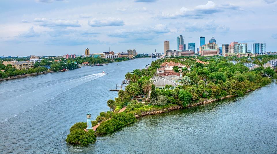 Tampa Bay Florida Stadt - Kostenloses Foto auf Pixabay