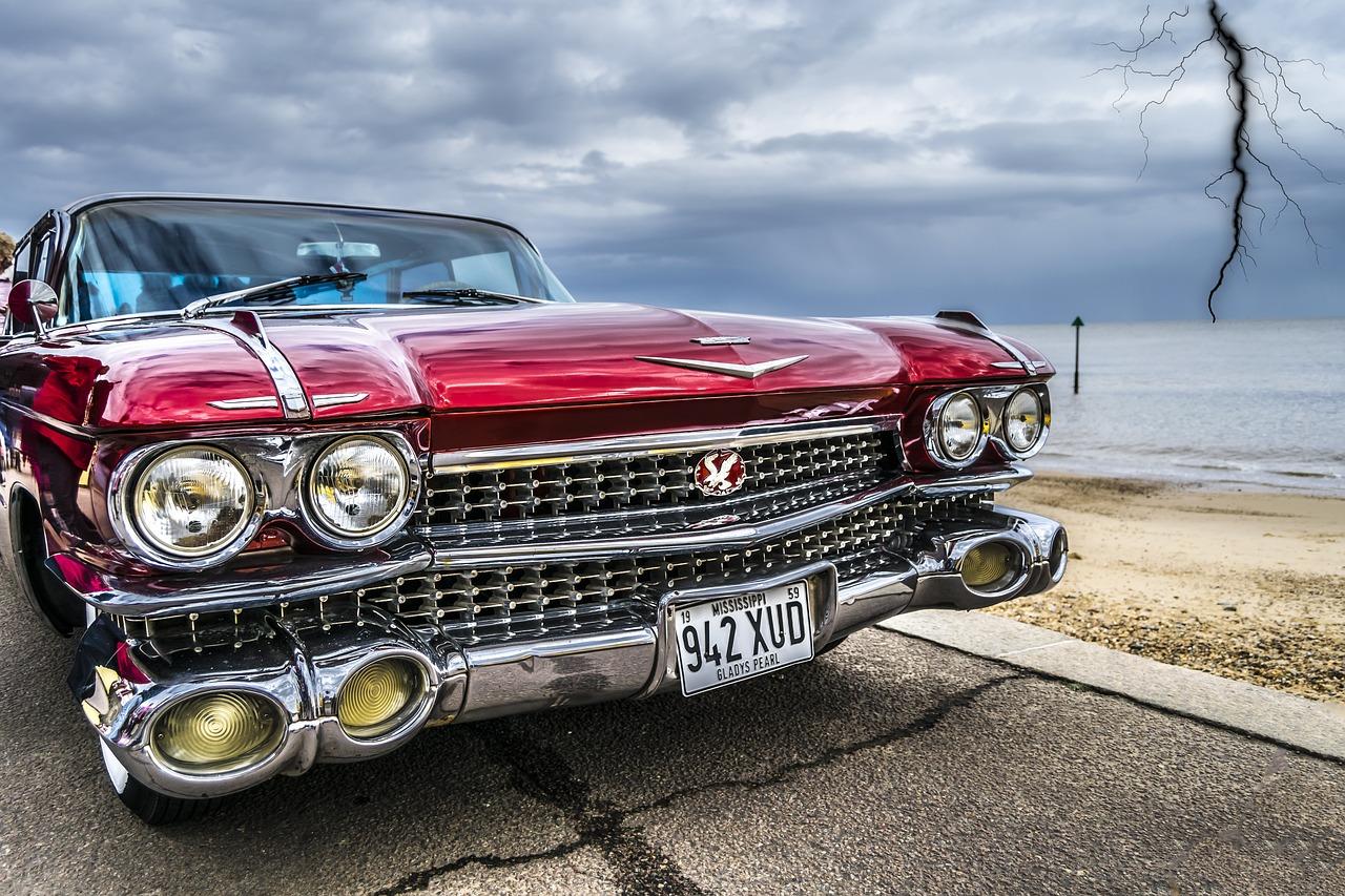 фото старые мощные авто америки толи