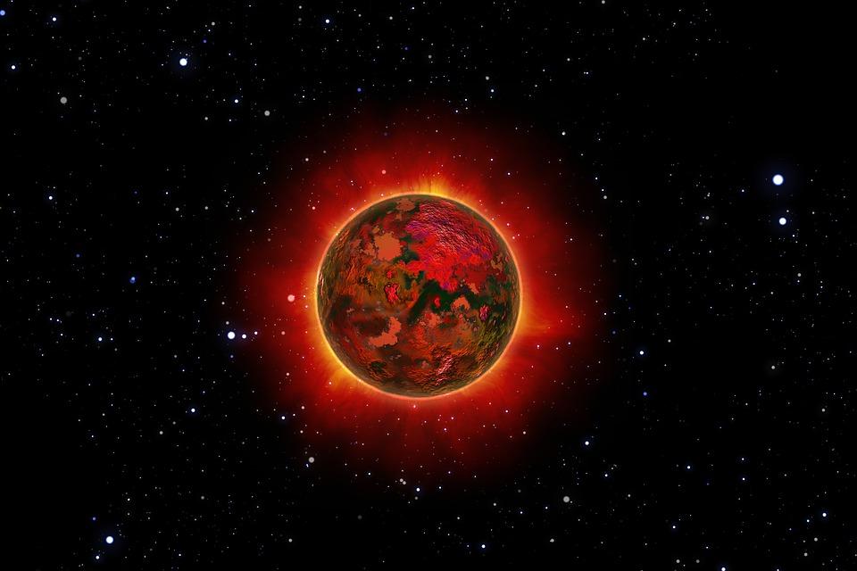 Space Universe Corona - Free image on Pixabay