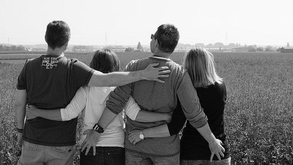 Freunde, Freundschaft