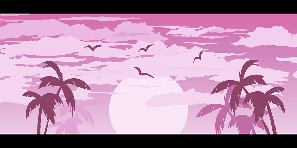 Unduh 107 Background Ungu Awan Gratis Terbaru