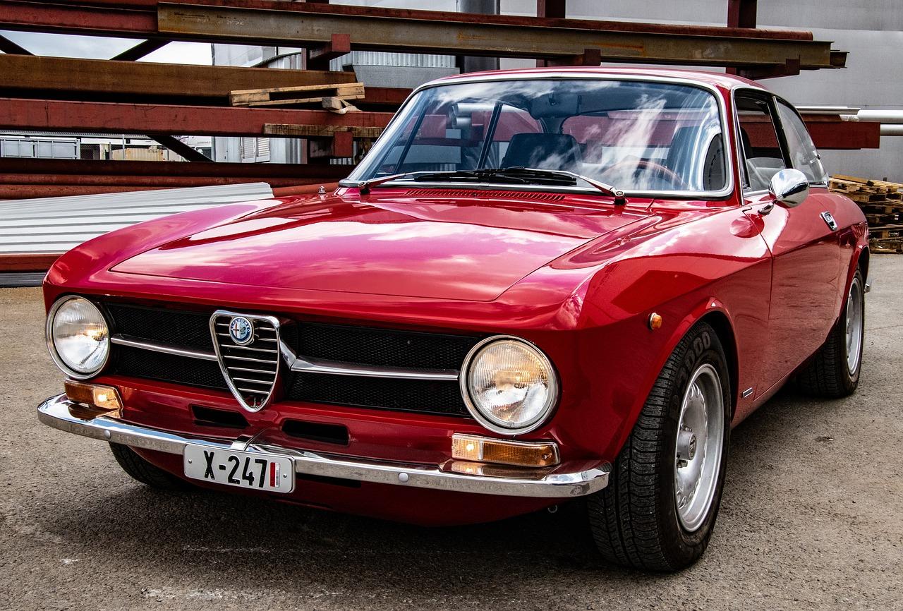 Car Alfa Romeo Auto Sports Free Photo On Pixabay