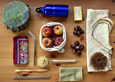 zero waste lifestyle essentials