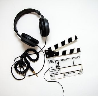 Video Production, Headphones, Lavalier
