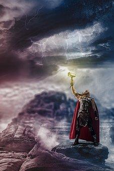 Thor, Dramatisch, Fantasie, Mystische