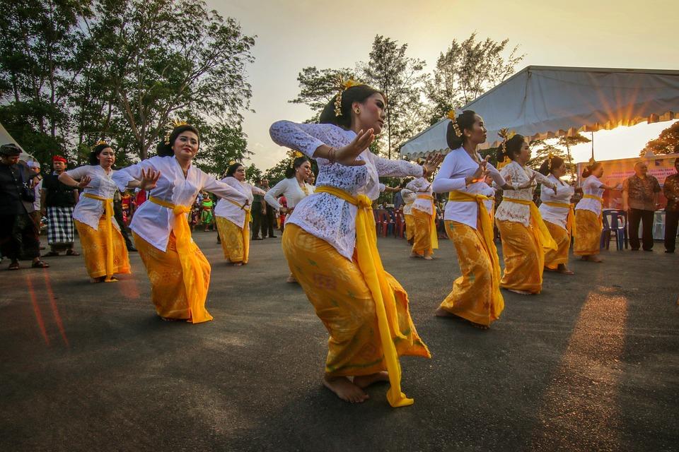 Bali, Danse, Indonésie, Culture, Voyage, La Religion