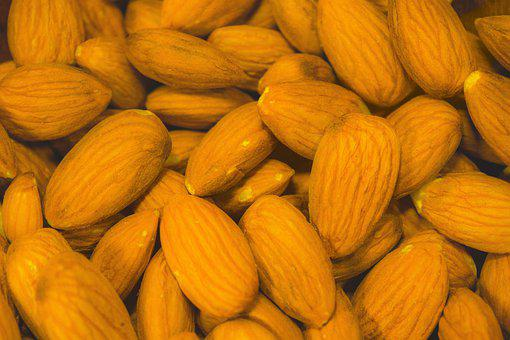 Almonds, Sunbaked, Natural, Organic