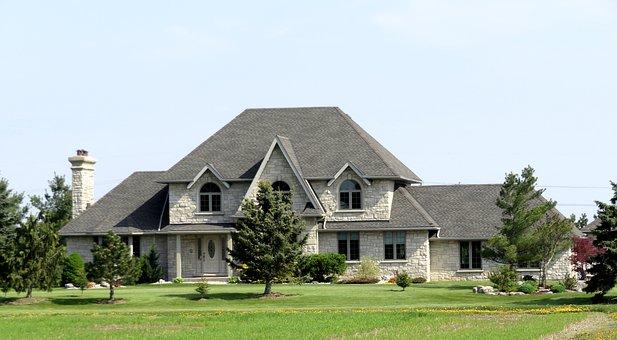 マンション, 家, 不動産, 住居, 豪華な, 住宅, 外観, 建物, ホーム