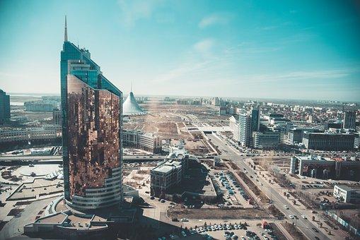 City, Astana, Казахстан, Архитектура