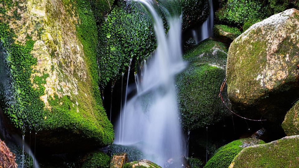 88 Gambar Air Terjun Pegunungan
