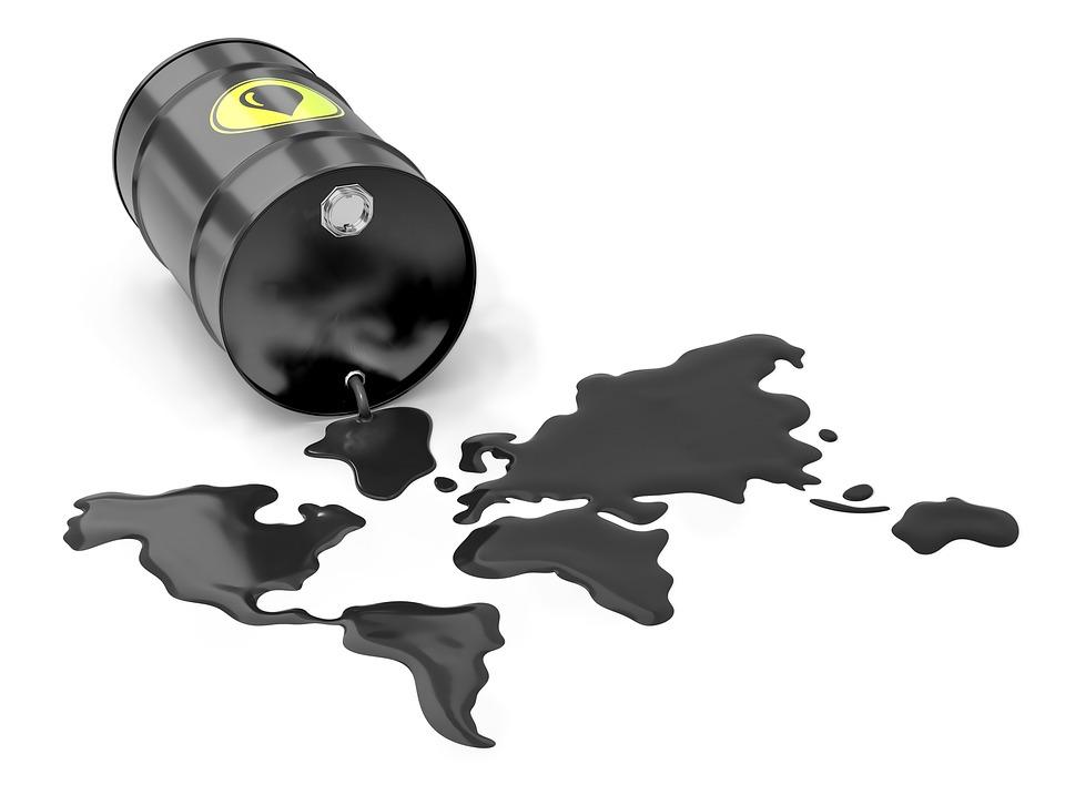 石油, バレル, 世界地図, ガソリン, 業界, 汚染, 分離, 環境, 化石, 自動車, グローバル, 経済