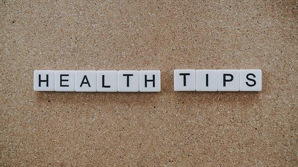 Tips Kesehatan, Saran Kesehatan