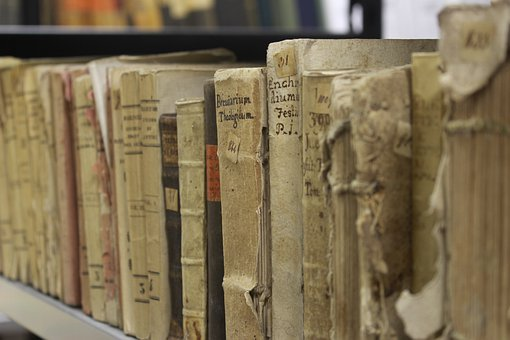 Books, Archive, Library, Old, Book