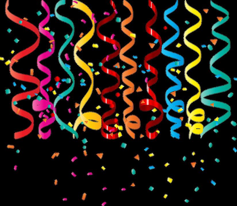 Afbeeldingsresultaat voor confetti