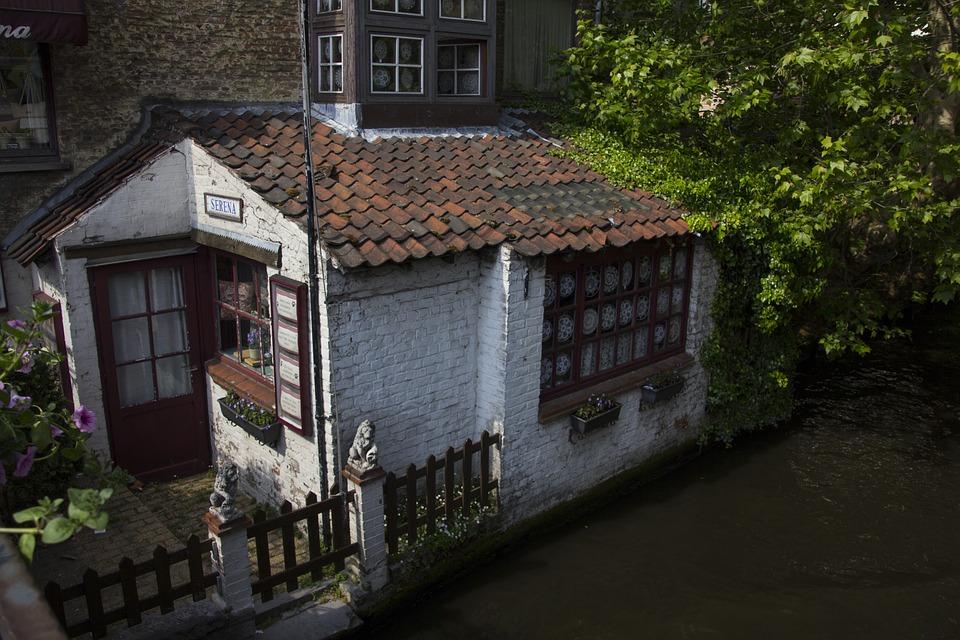 Bruges Maison Belgique - Photo gratuite sur Pixabay