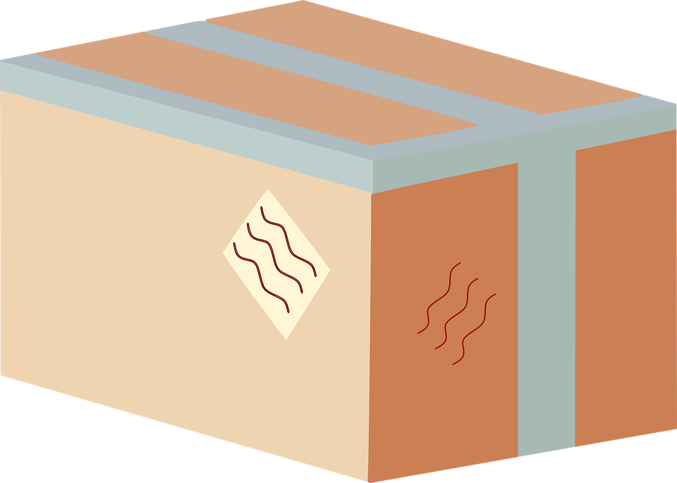 Package, Box, Shipping, The Tape, Carton, Packaging