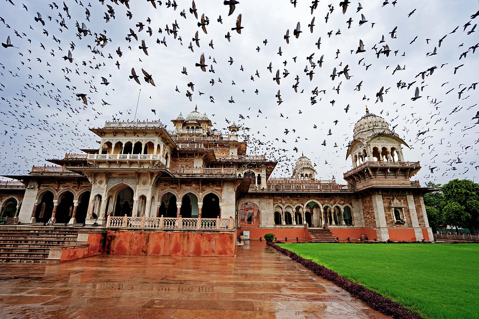Albert Hall Museum Jaipur - Travel Places India