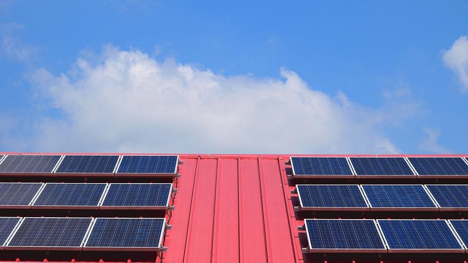 Panneau Solaire, Énergie, Photovoltaïque, Électricité