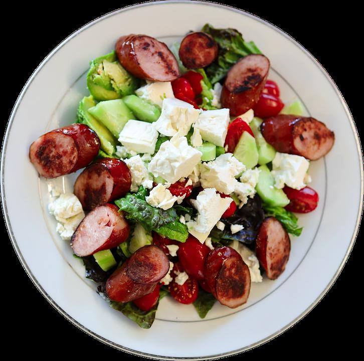 Salad Makan Sehat Foto Gratis Di Pixabay