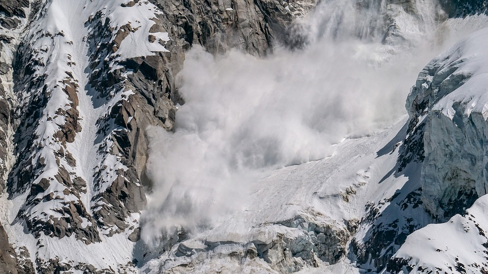 Types And Causes Of Avalanche