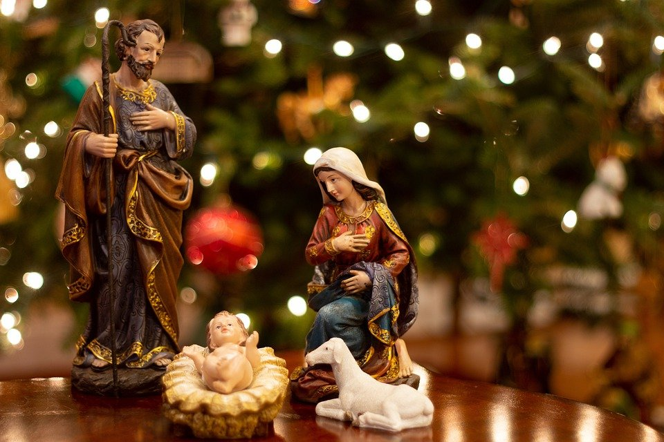 Baby, Baby Jesus, Bethlehem, Birth, Child, Christ Child