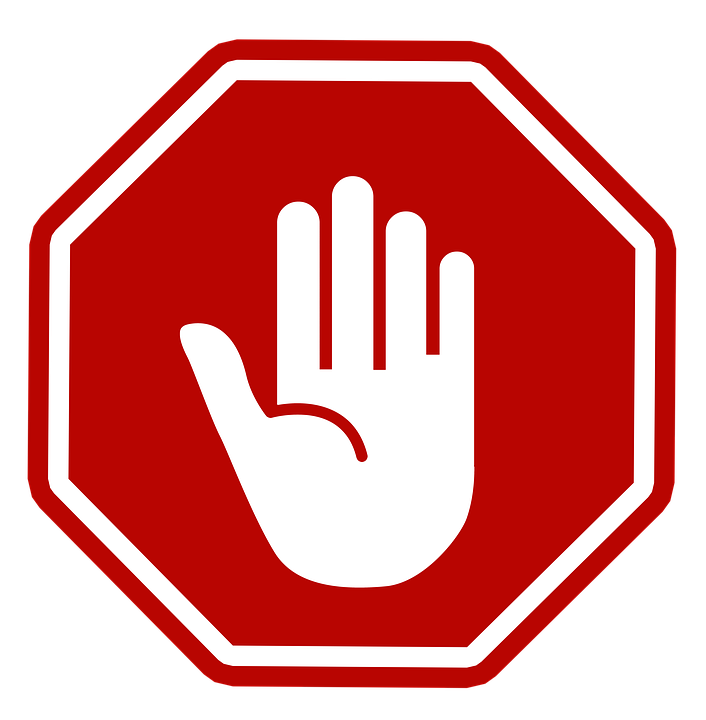 Stop Stop Sign Alert Icon - Free Image on Pixabay