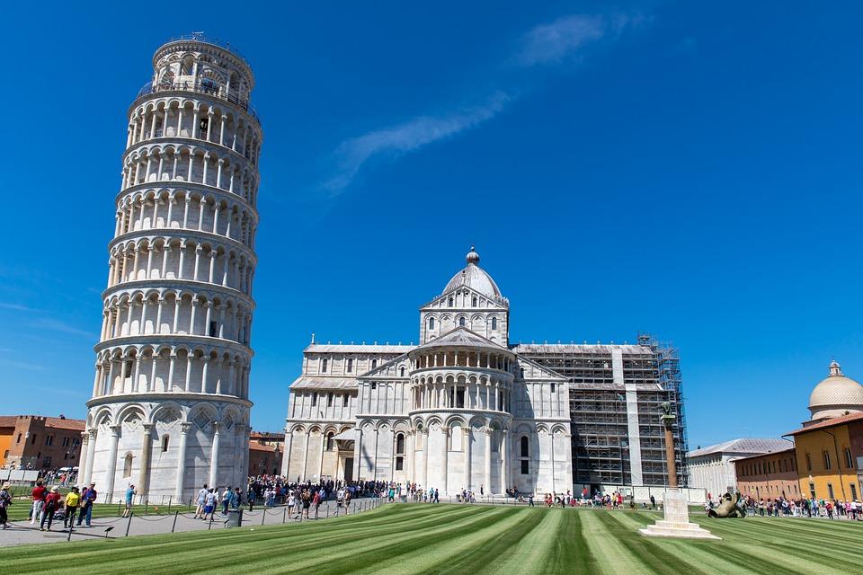 Pisa, Italy, Most, Mvmedia, Leipzig, Tuscany
