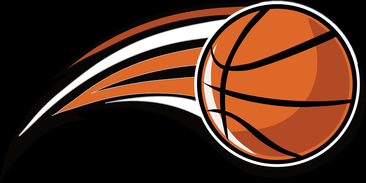 Basketball Clip Art Vector Ball - Free vector graphic on Pixabay