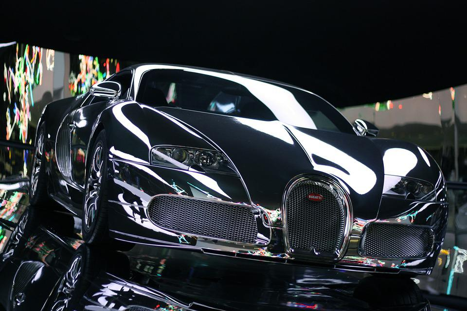 Bugatti Veyron Car - facts-stats