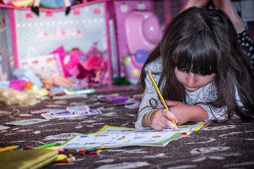 Artist, Book, Child, Color, Concept