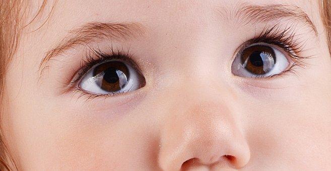 Un regard d'enfant