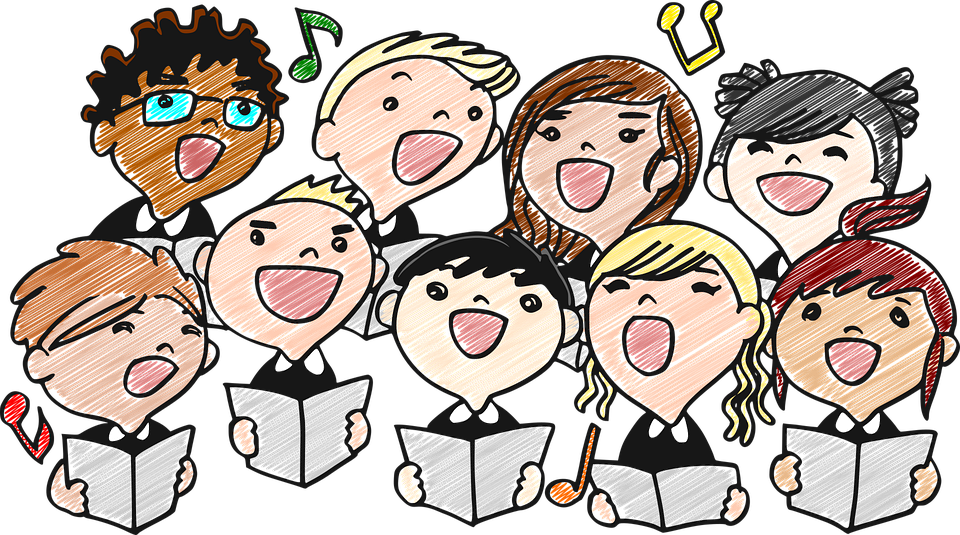 Choral, Singing, Children, Kids, Choir, Singer, Sing