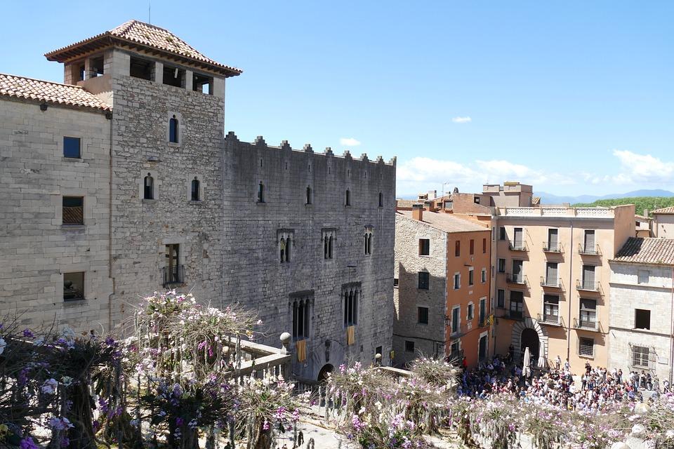 Girona España De La Ciudad - Foto gratis en Pixabay
