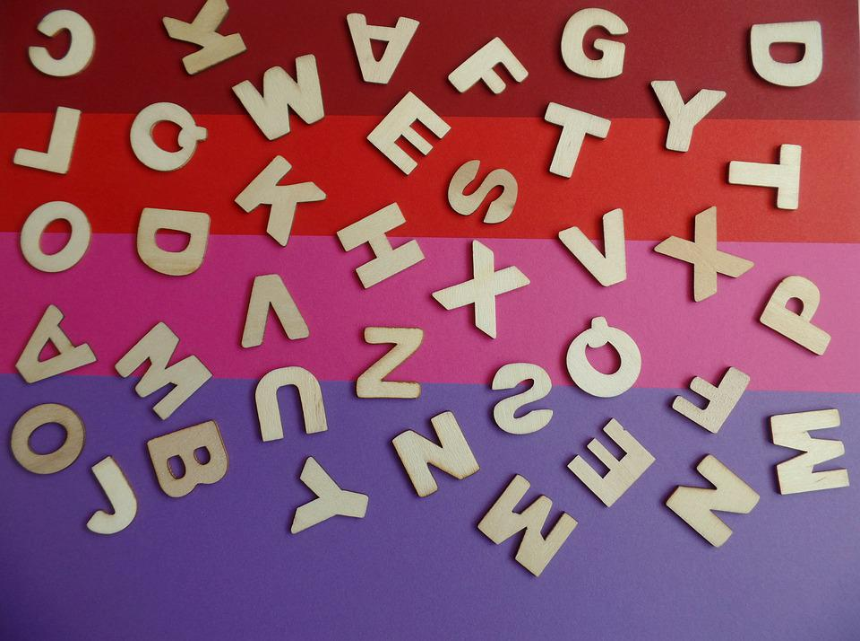 Scrabble, Spiel, Buchstaben, Schule, Spielen, Quiz