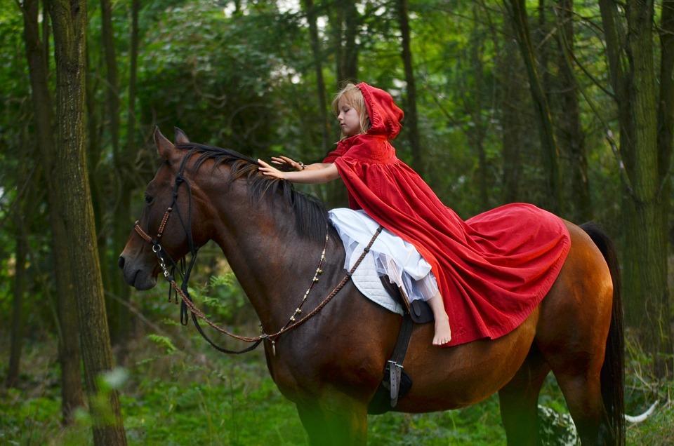 Лошадь, Природа, Леса, Очарованный, Лошадиный
