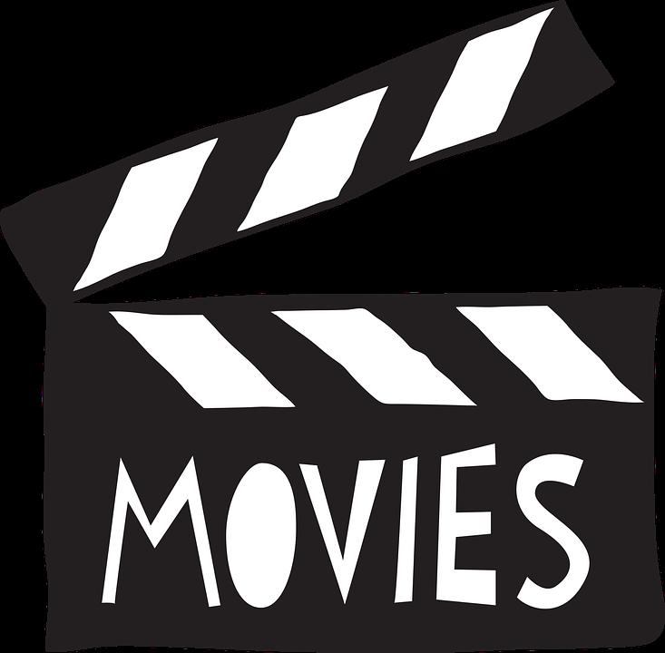 Movies Clacker Movie Night - Free vector graphic on Pixabay