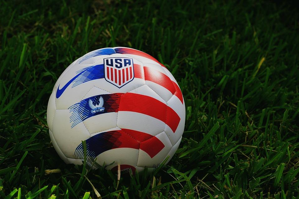 Ballon Fussball Sport Ball Kostenloses Foto Auf Pixabay