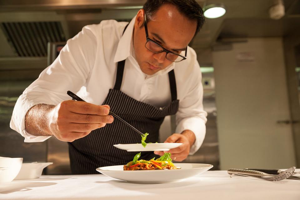 Platting, Fine Dining, Vegan, Michelin Star