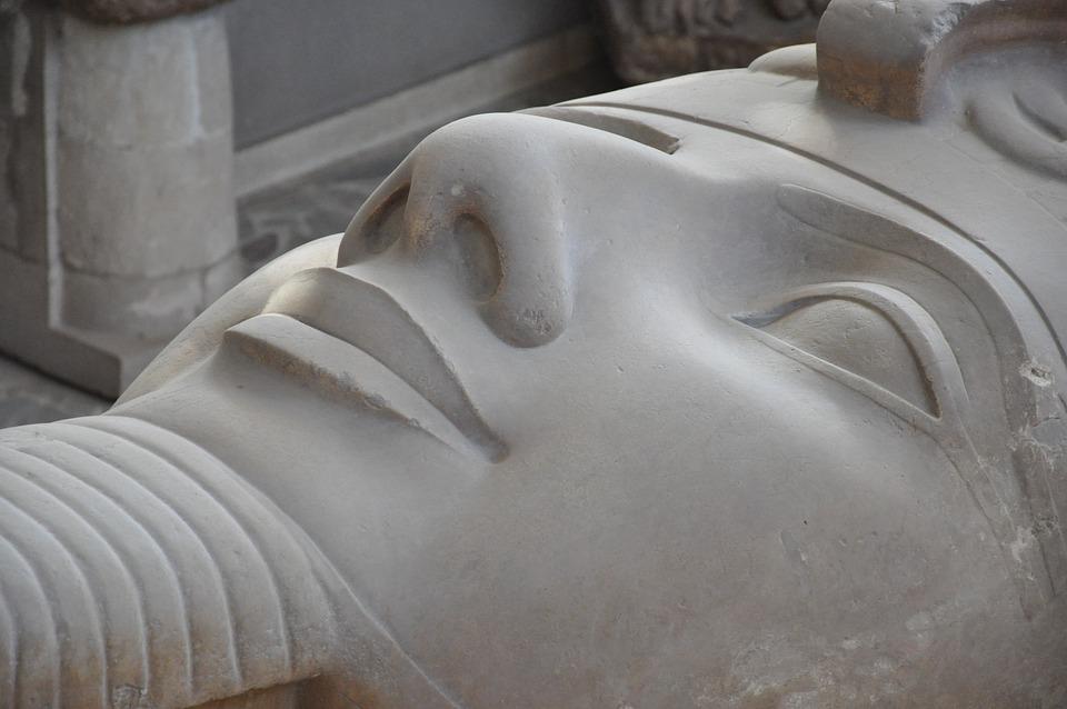 Рамзес Ii, Ramses, Египет, Путешествия, Статуя, Фараон